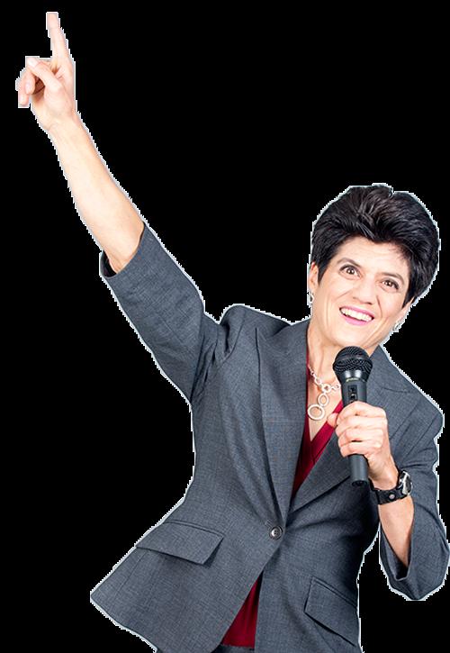 Strategic Impact Speaker Leanna Cinquanta