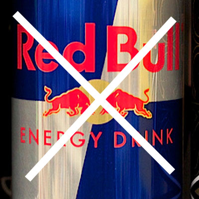 gold vein moment and red bull